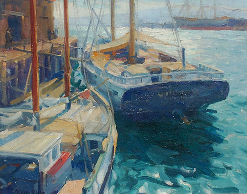 Duncan-Gleason-Los-Angeles-Harbor