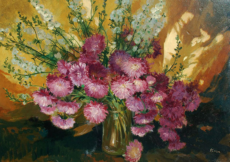 Emil-KosaJr.-Asters-and-Stock